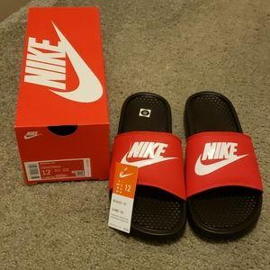 Mens Nike Benassi Slides